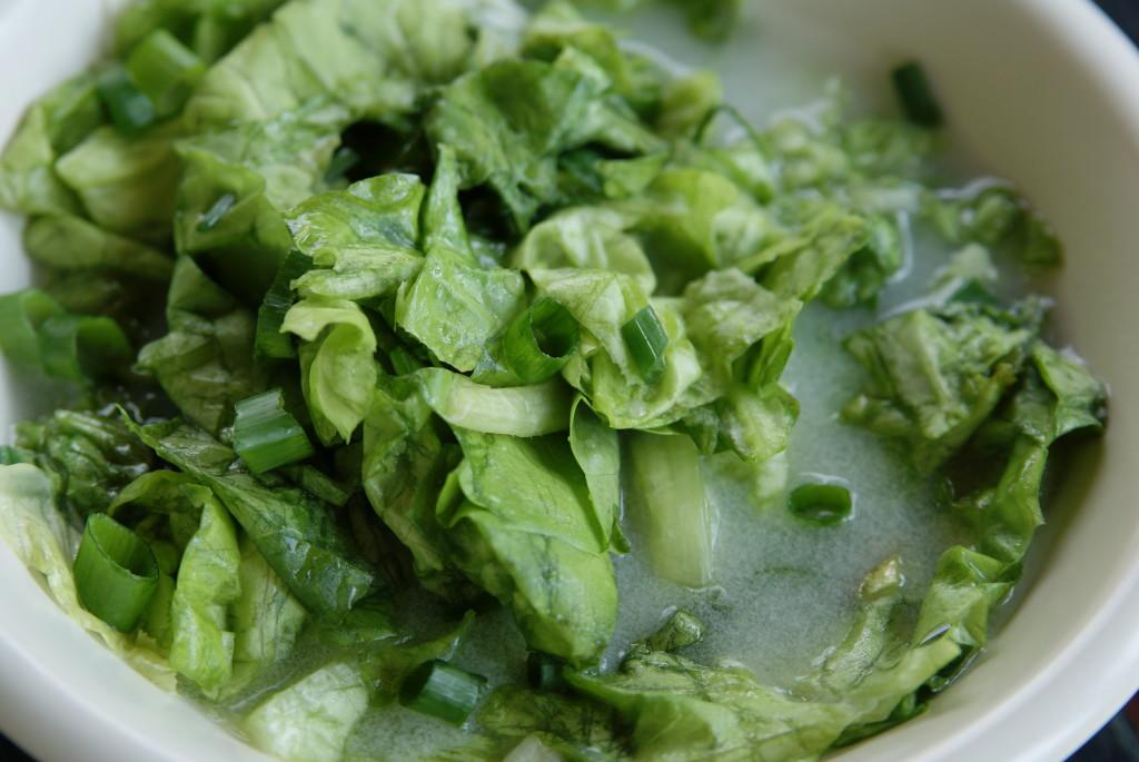 parzona sałata