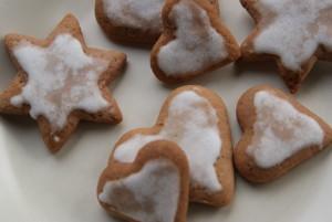 miękkie świąteczne pierniczki