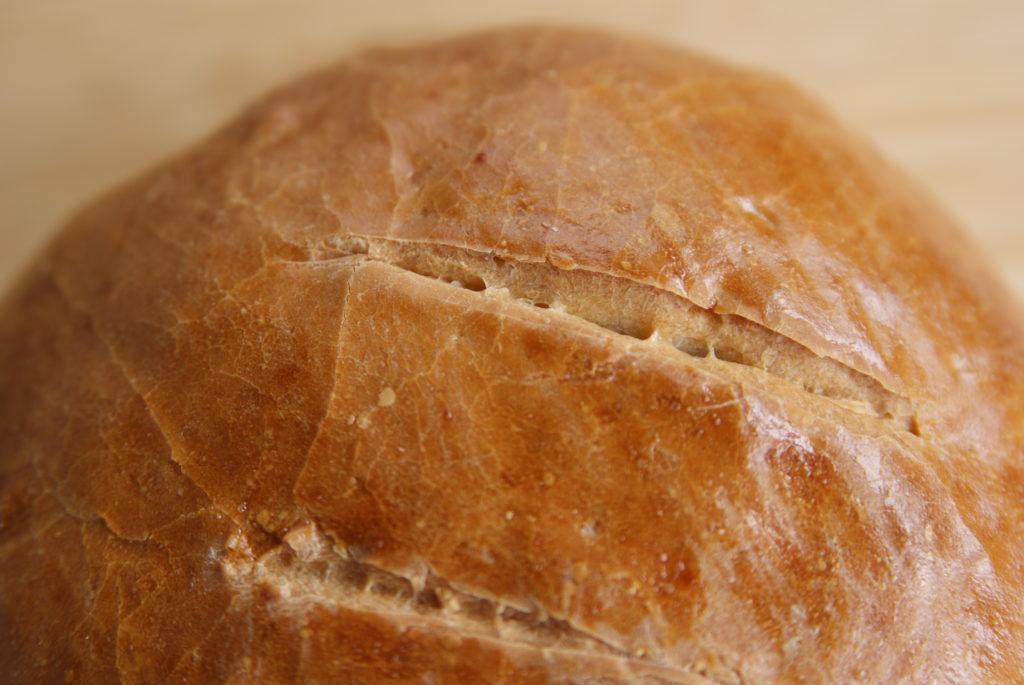jasny chleb pszenny